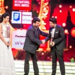 Allu Arjun at SIIMA Awards 2015