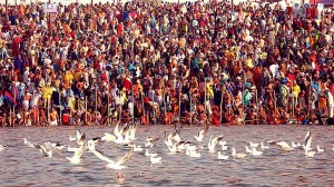Nashik Kumbhamela Festival 2015 celebrated by millions of peoples