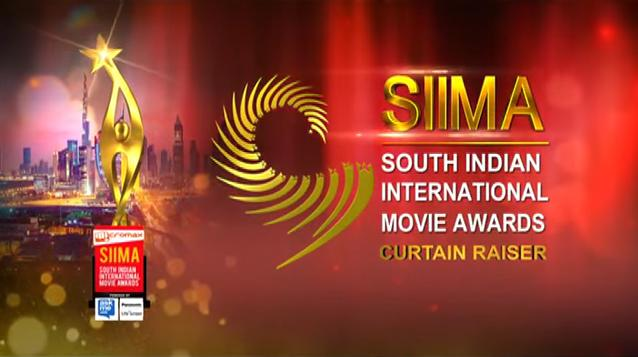 Watch SIIMA Awards Curtain Raiser Part 2, Red Carpet on 6-9-2015 UdayaTV