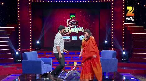 Watch Zee Tamizh Simply Kushboo Karthi Special Episode on September 05, 2015