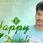 Happy Diwali To Actor Vijay 2015