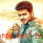 ilayathalapathy Vijay Diwali Wallpapers 2015