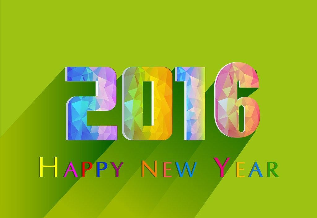 Download Happy New Year 2016 Mobile Wallpapers
