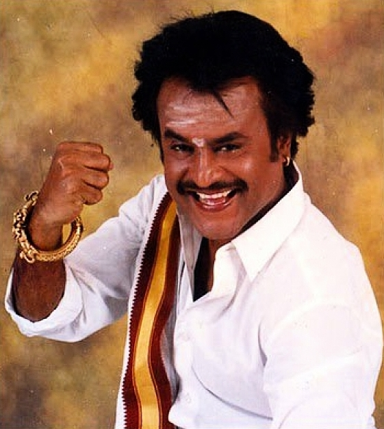 Rajini Encouraging Stills