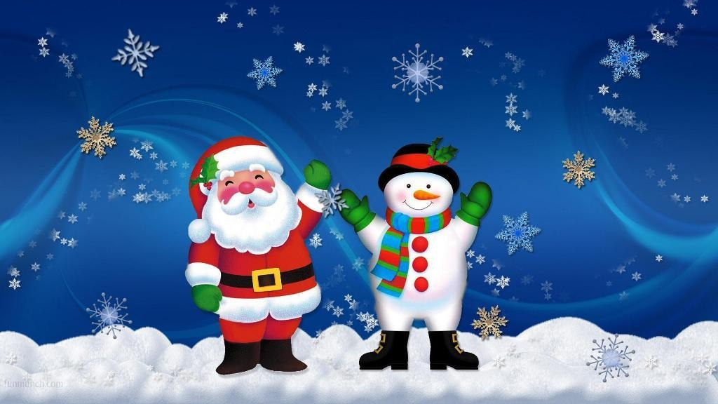 download animated christmas wallpapers 2015