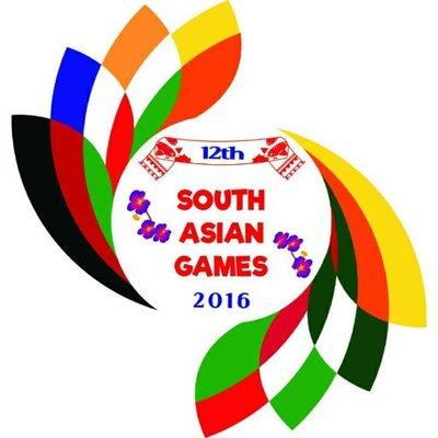 12th South Asian Games 2016 Logo
