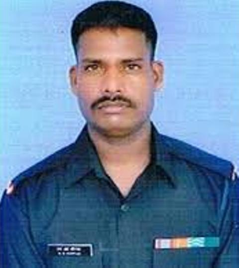 Indian Army Soldier  Hanumanthappa Picture, Photo, Image