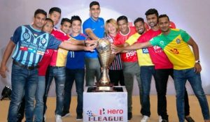 Hero I-League 2016-2017 Live Streaming Online Score Ten Sports